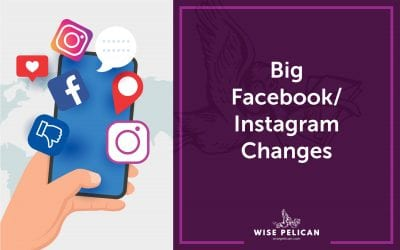 Big Facebook/Instagram Changes